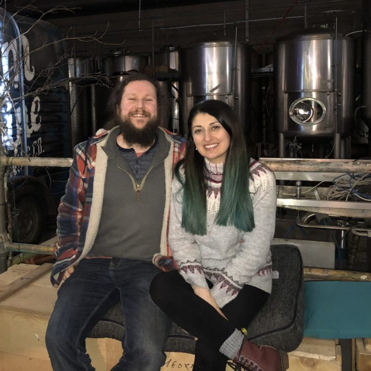 Steam Machine Brewing Company: brewing their way to business success