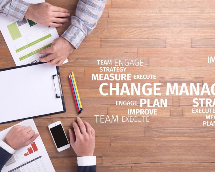 Four top tips for effectively managing change within your business